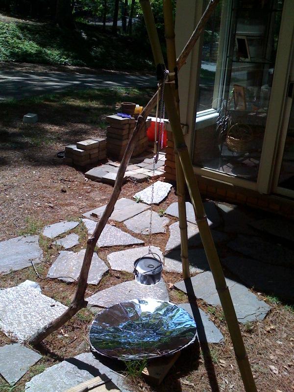 Solar Cooker Photos Green Cooking Wiki